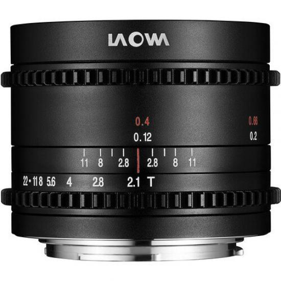 Laowa 7.5mm T2.1 MFT Cine - (Cine) NEW