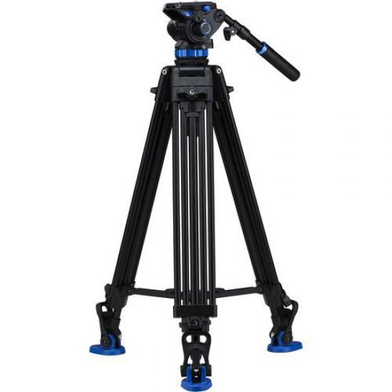 Benro A573TBS7 Dual Stage Video Tripod Kit