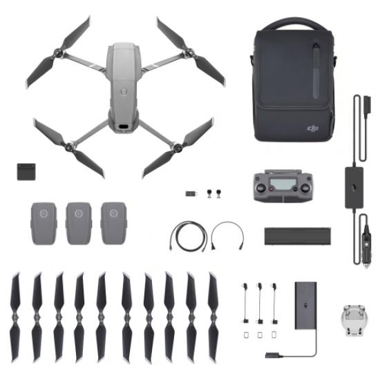 Mavic 2 Zoom With Smart Controller Fly More Combo