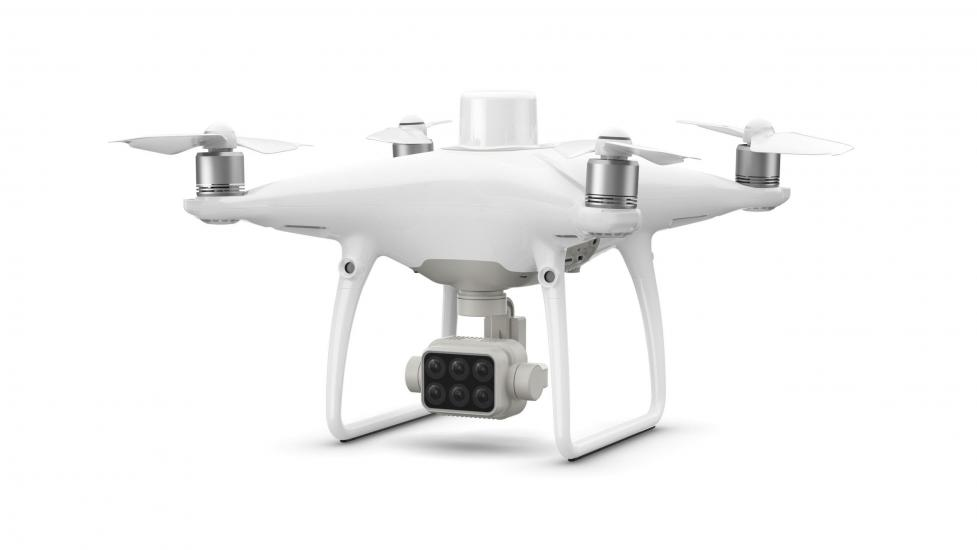 Phantom 4 Multispektral